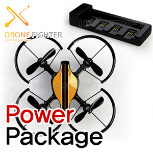 NEW! 드론파이터 (Drone Fighter) 파워 패키지 : Power Package