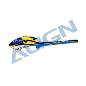 [Align] T-Rex450L Speed Fuselage(White&Blue) - 강력추천!
