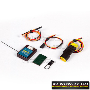 [Xenon-Tech] DSMX Full Range All in One Telemetry System
