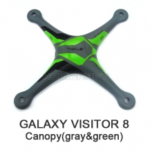 [GV8] Canopy set (grey/green) | 갤럭시비지터8
