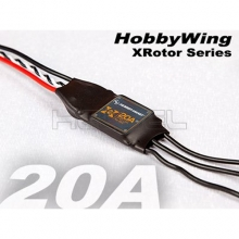 [HobbyWing] XRotor 20A ESC (Wired Type)