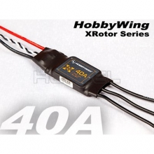 [HobbyWing] XRotor 40A ESC (Wired Type)