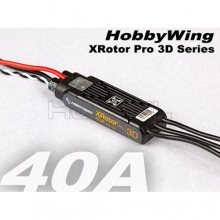 [HobbyWing] XRotor PRO 40A 3D ESC (Wired Type)