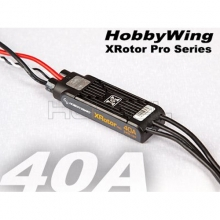 [HobbyWing] XRotor PRO 40A ESC (Wired Type)
