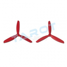 [TR] 6in Prop' for 250~300 FPV Racing(Red)