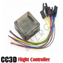 CC3D Flight Controller with Black translucent Case (QAV250 e-Turbine) | 드론보드