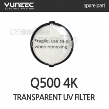 [YUNEEC] Q500 4K transparent UV 필터