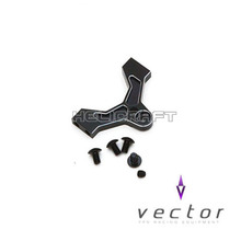 [Vector] VX / VQ220 Front Post(Black, for 26mm CCD)