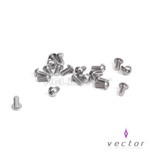[Vector] Vector Hex Wrench Screw(Silver, M3*6mm)