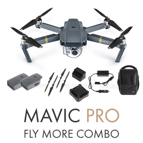 [예약판매][DJI] MAVIC PRO FLY MORE COMBO   마빅   매빅   콤보