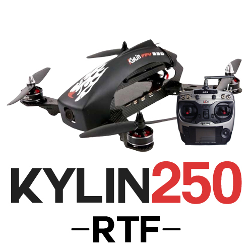 [KDS] Kylin 250   킬린 250 FPV  레이싱 드론 (RTF)