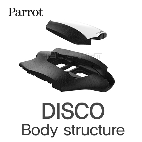 [Parrot] DISCO Body structure