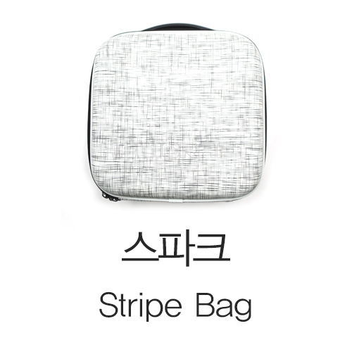 [DJI] 스파크 Stripe Bag | Waterproof Handheld Storage Carrying Case Bag for DJI SPARK Drone
