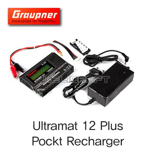 [SJ Propo] Ultramat 12 Plus Pocket Recharger(w/SMPS) | 울트라12 플러스 포켓