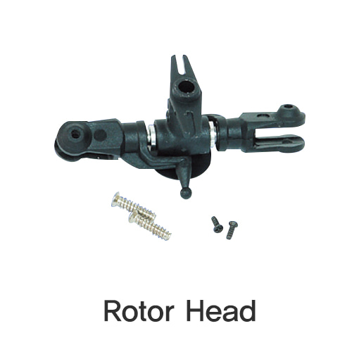 [지니어스 CP] Rotor head set (HM-Genius CP-Z-03)