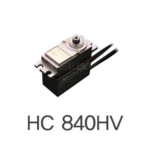 [HATZ] HC840HV High Perfomance Digital Servo(High Speed / Nexus)