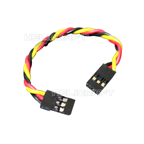 [예약판매] [AMASS] Servo Extension Wire Male to Male (9.5cm)