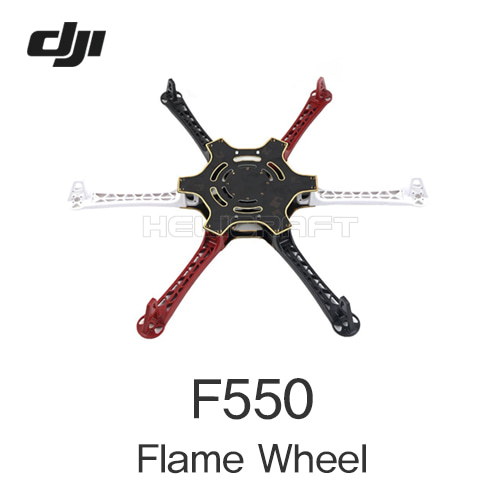 [DJI] NAZA F550- Flame Wheel