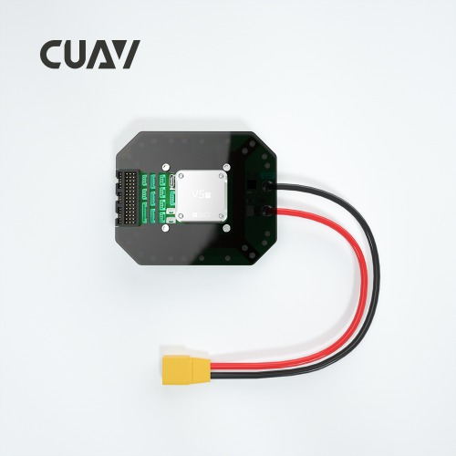 Pixhawk CUAV CAN PDB multifunctional Autopilot baseboard - CAN PDB with X7 core | 픽스호크 헬셀