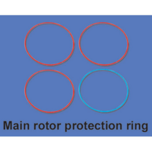 main rotor protection ring(ufo-117-z-02)