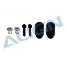 [Align] T-Rex550E/600 Canopy Support End Rubber Parts