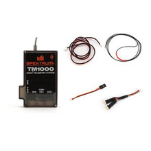 [Spektrum] TM1000 DSM2/DSMX Full Range Aircraft Telemetry Module w/Sensor/Wires