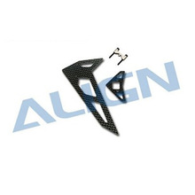 [Align] 450 Sports CF Stabilizer/1.4mm w/Metal Vertical Stab'Mount