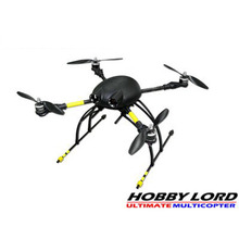 [HobbyLord] BumbleBee FlyingCAM(V2) Full Package(w/SPEKTRUM DX7S/GoPro/Gimbal Verison)