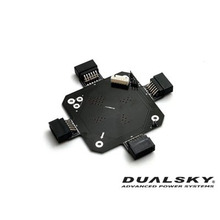 [DUALSKY] Main Board w/Plugs for HORNET 460