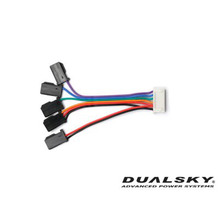 [DUALSKY] Wire Set for HORNET 460