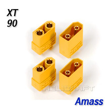 [예약판매] [Amass] XT90 Connector(Amass Original)