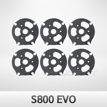[DJI] S800 EVO Vibration Absorber of Motor(6 sets) (Package NO.44)