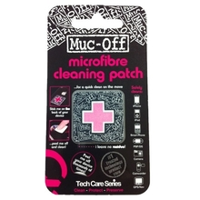[Muc-Off] microfibre cleaning patch (MUC991)
