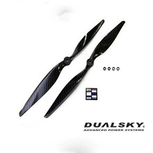 [DUALSKY] 14x7/inch Carbon Prop for MX4005/4010(Pair)