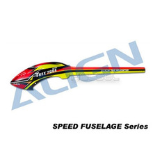 [Align] T-Rex700E Speed Fuselage(Red&Yellow)