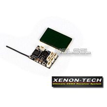 [Xenon-Tech] SPEKTRUM DSMX/DSM2 6ch Ultra Light Receiver (w/JST 1.0mm Conn') - 강력추천!