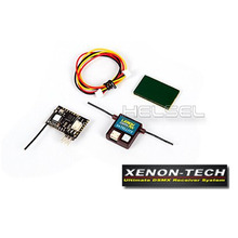 [Xenon-Tech] SPEKTRUM DSMX PPM-8CH Full Range Receiver (w/Sat/Failsafe/2048/UART)