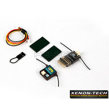 [Xenon-Tech] SPEKTRUM DSMX 6CH Full Range Receiver (w/Sat./F.S/11ms)