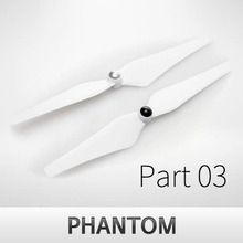 [DJI] Part 3 Phantom Self-tightening Prop_9인치 (Hard)